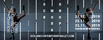 Siciliano Contemporary Ballet workshop