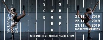 Siciliano Contemporary Ballet workshop