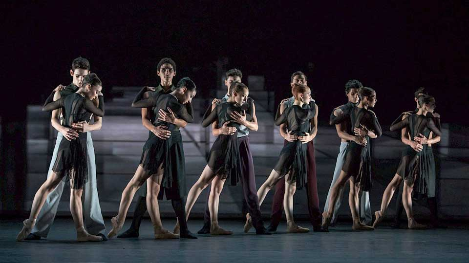 Audition Notice Junior Ballet Zurich
