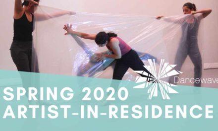 Dancewave's Spring 2020 Artist-in-Residence Application