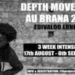 Depth Movement Intensive with Edivaldo Ernesto – Early Bird Offer until 1st of February