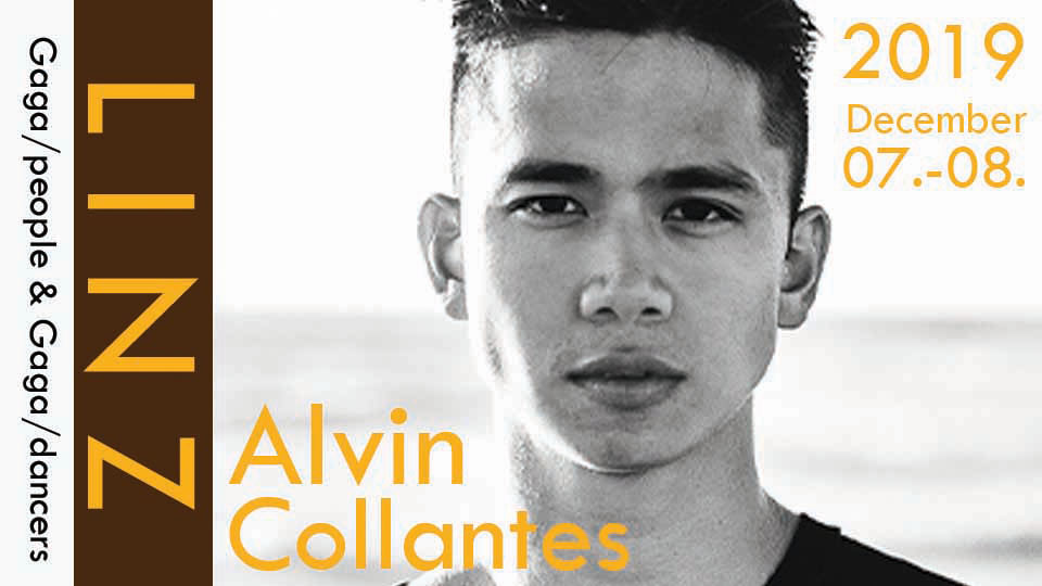 Gaga/Dancers Weekend In Linz With Alvin Collantes