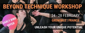 Beyond Technique Workshop