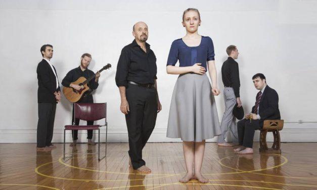 Dancers for Yehuda Hyman / Mystical Feet Company