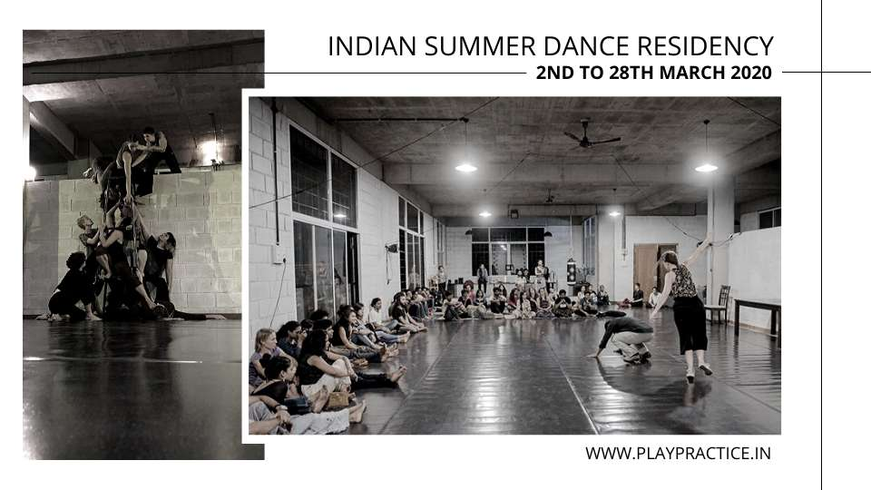 Indian Summer Dance Residency 2020
