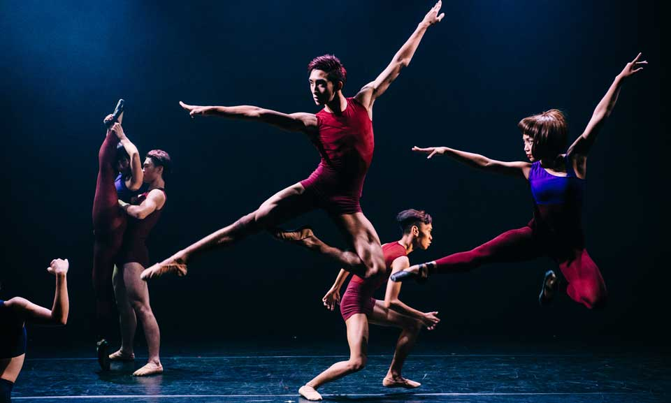 Nanyang Academy of Fine Arts Diploma in Dance Audition