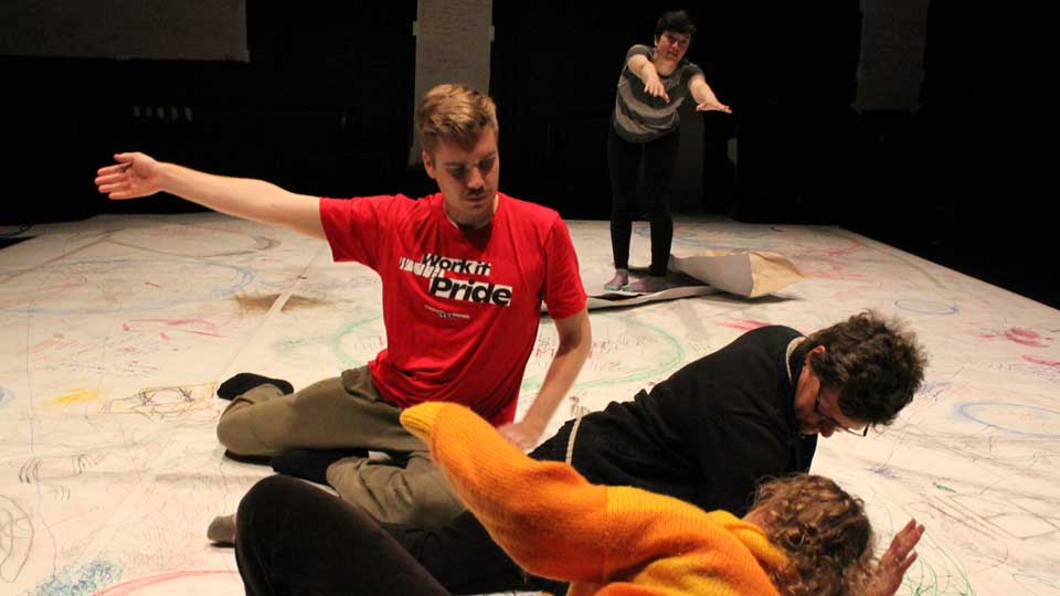Apply To Master's Degree Programmes In Dance Pedagogy And Theatre Pedagogy – Uniarts Helsinki