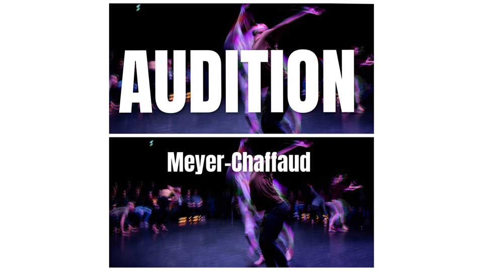 Meyer-Chaffaud is Looking For Trainee Dancers And Performers