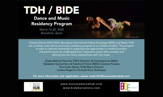 TDH/BIDE Spring Study Program