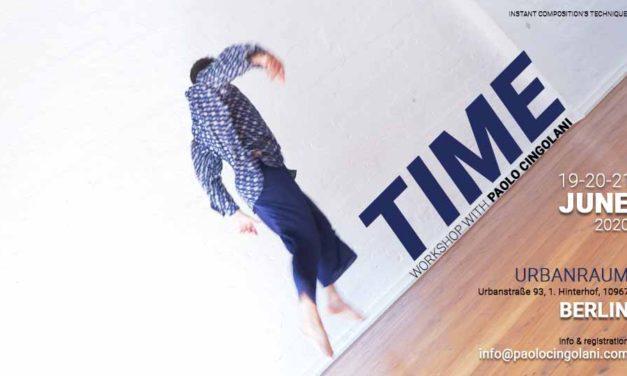 TIME – Workshop Of Instant Composition