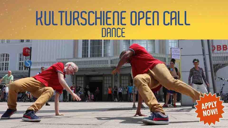 kulturschiene Open Call