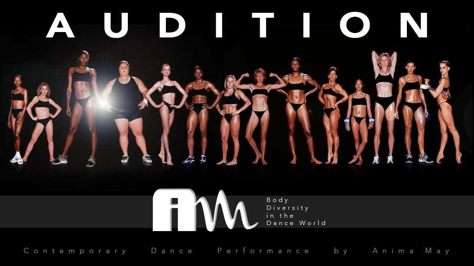"""Audition for """"I AM"""" Contemporary Dance Performance"""