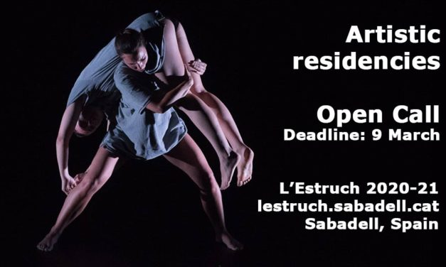 Open Call – Residencies 2020-21 – l'Estruch