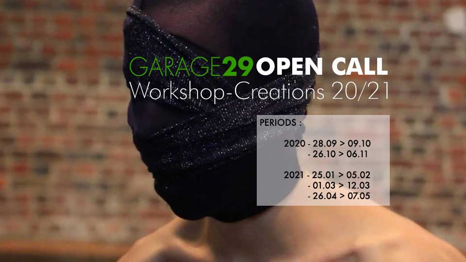 Open Call for Workshop-Creations