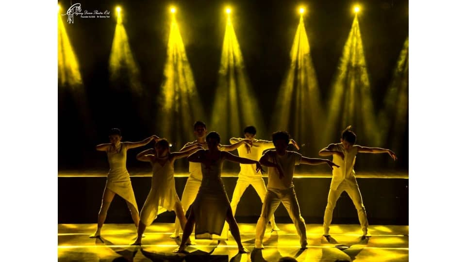 Audition Notice Odyssey Dance Theatre