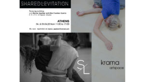 Shared Levitation Partnering Workshop Athens