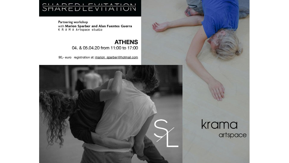 Shared Levitation Partnering Workshop Athens
