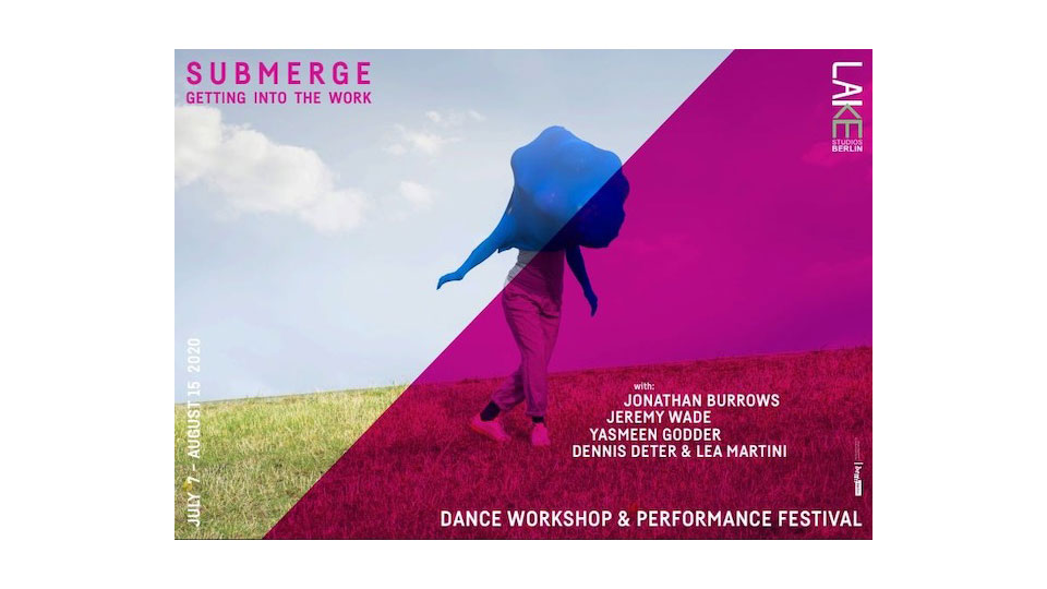 Submerge Dance Workshop & Performance Festival