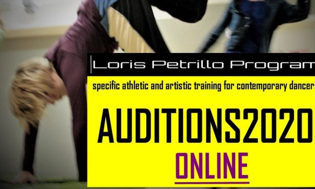 Online Auditions | SPECIFIC Advanced Training Program By Compagnia Petrillo Danza