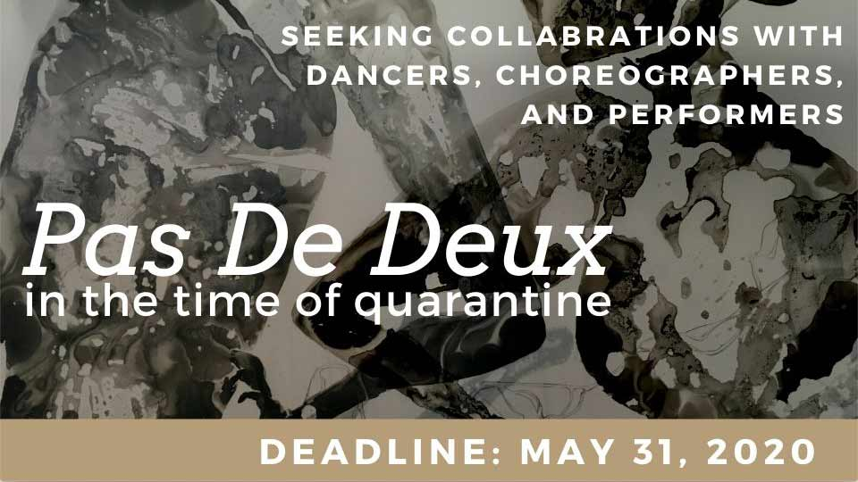 Pas De Deux, in the time of quarantine