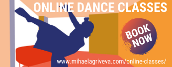 Online Dance Classes with Mihaela Griveva