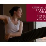 Annual Summer Contemporary Dance Intensive