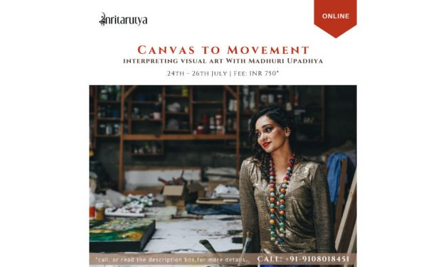 Canvas to Movement Workshop
