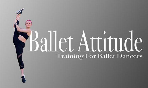 Online Cross – Training For Dancers