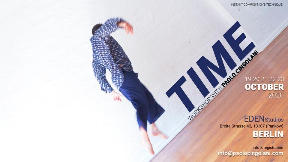 TIME – Instant Composition Workshop
