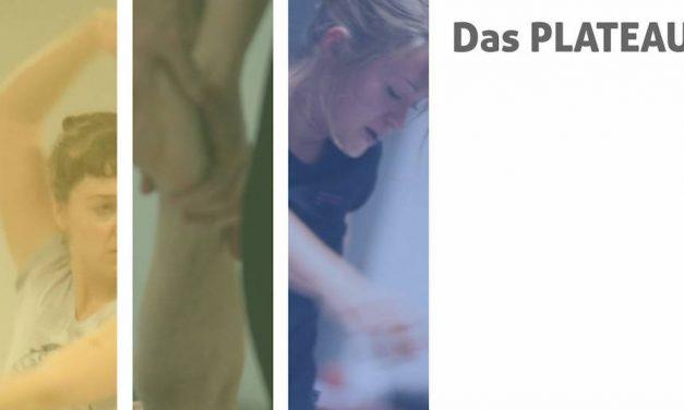 DAS PLATEAU 2020 Autumn – Workshops for Contemporary Dance