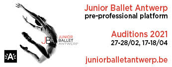 Junior Ballet Antwerp Audition