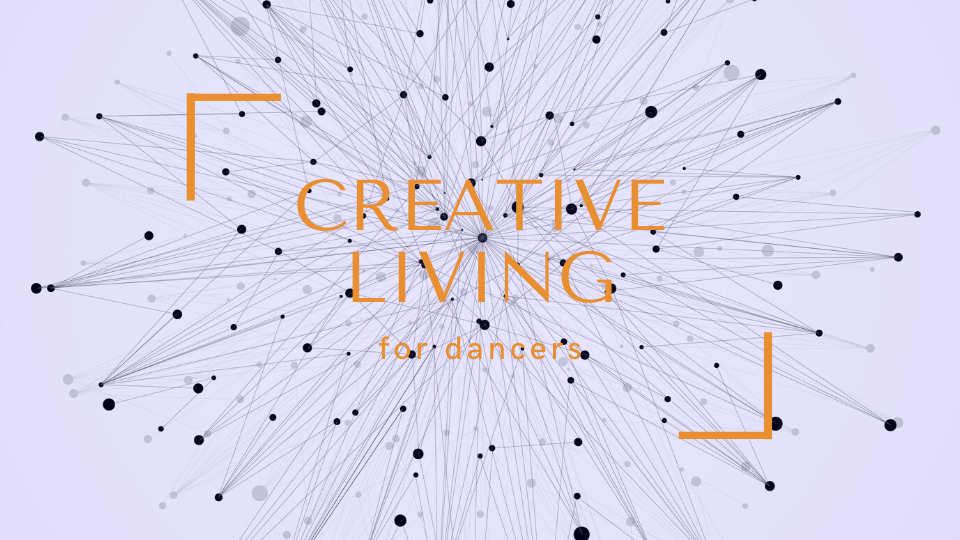 Creative Living for Dancer's 1000€ Award for Dance Projects