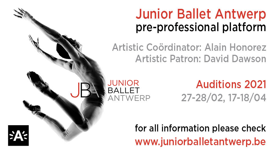 Junior Ballet Antwerp Auditions