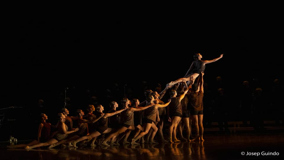 Audition For A High Intensive Dance Programme In Barcelona
