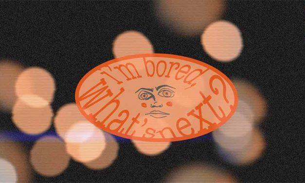 I'm Bored, What's Next? Virtual Showcase – February Edition