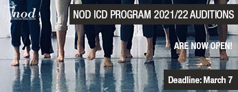 NOD Dance Program Apply