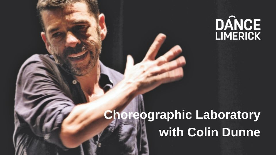 Open Call Choreographic Laboratory with Colin Dunne