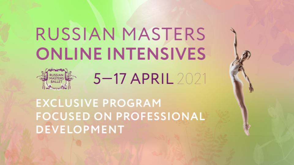 Russian Masters Spring Online Intensive