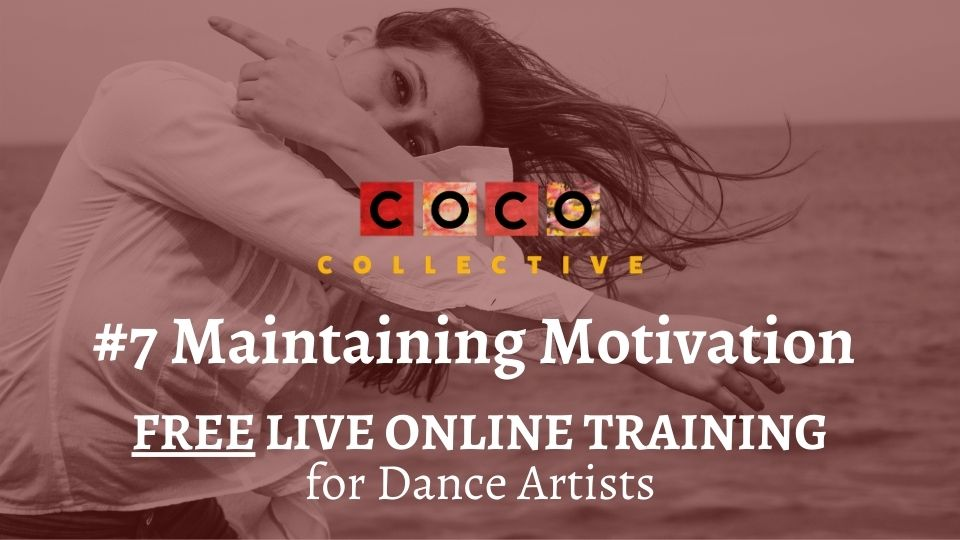 #7 Maintaining Motivation FREE Web Together with Coco Collective