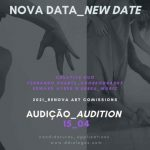 Audition Notice in Lisbon Male Dancer