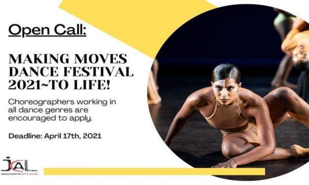 Making Moves Dance Festival 2021