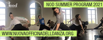 NOD Contemporary Dance Summer Program