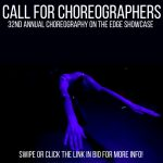 Choreography on the Edge – 32nd Annual Choreographer's Showcase – Woodstock, NY
