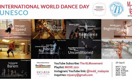 International World Dance Day 'Move 2021'