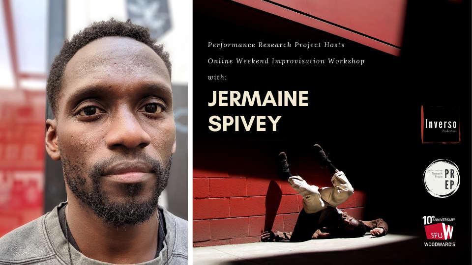 Jermaine Spivey- Weekend Improvisation Workshop