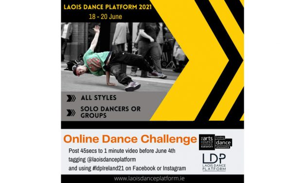 LAOIS Dance Platform – Online Dance Challenge