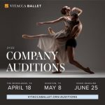 Vitacca Ballet is seeking professional dancers