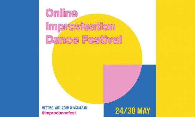 Online Improvisation Dance Festival