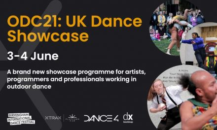 Outdoor Dance Collection 2021: UK Dance Showcase