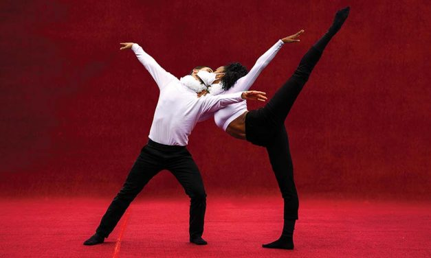 Workshop with PARA.MAR Dance Theatre